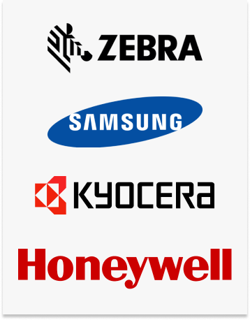 Codeproof EMM platform is integrated with the following OEM vendors